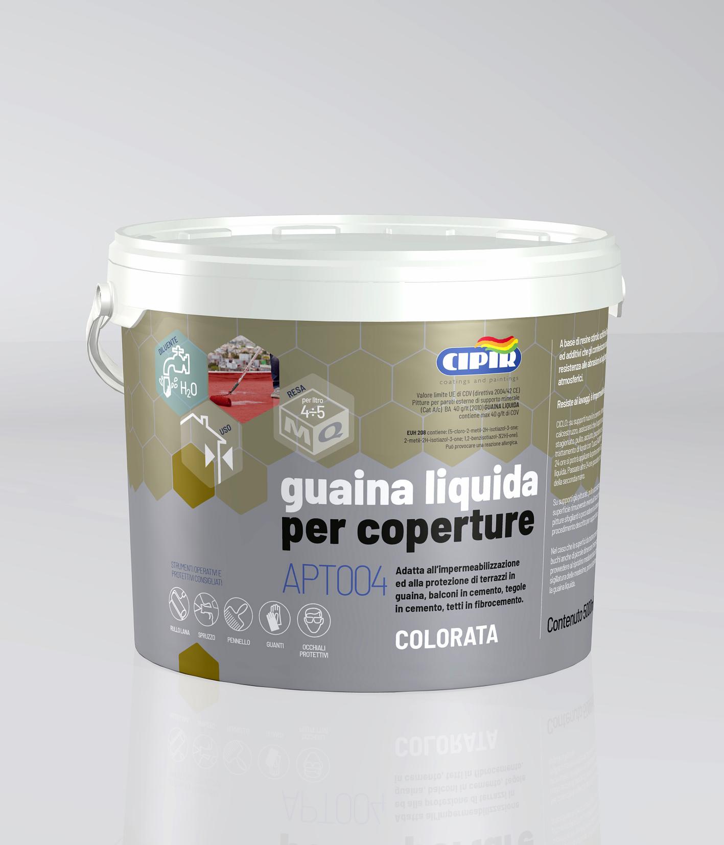 Best catrame liquido per terrazzi photos design trends for Guaina liquida leroy merlin