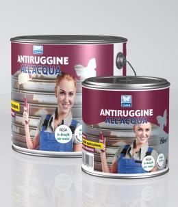 Antiruggine H2O