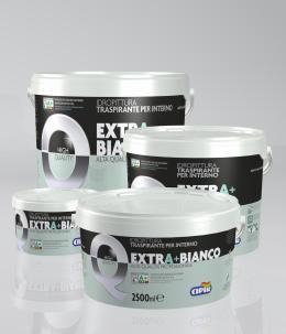 Pittura traspirante ExtrA+Bianco