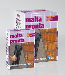 Malta pronta