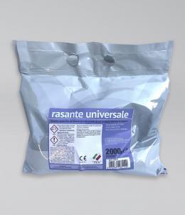 Rasante fine universale in sacchetto