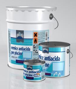 Antiacida per piscine
