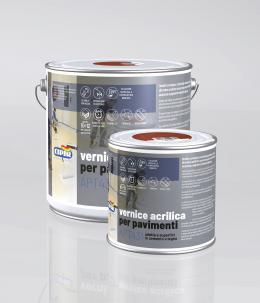 Vernice acrilica per pavimenti